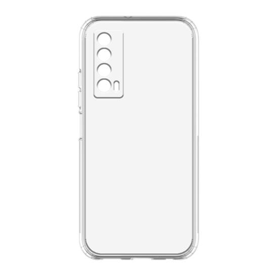 Futrola CLEAR FIT za Huawei P Smart 2021/Y7a providna