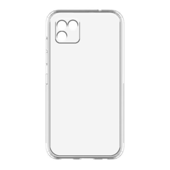 Futrola CLEAR FIT za Huawei Y5p/Honor 9S providna