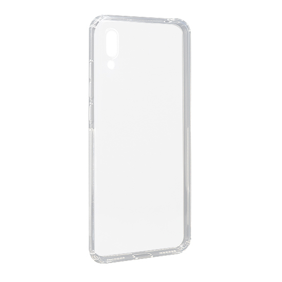 Futrola CLEAR FIT za Huawei Y6 2019 providna