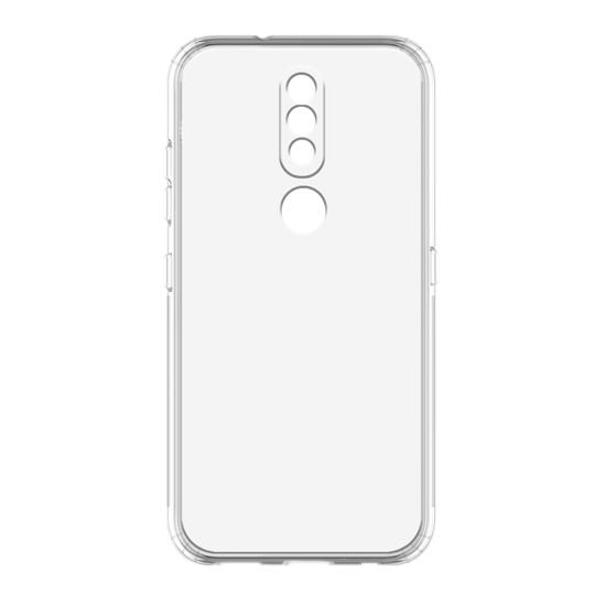 Futrola CLEAR FIT za Nokia 2.4 providna