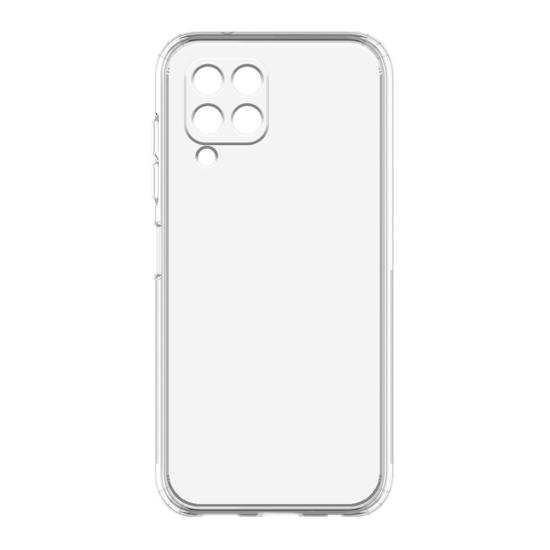 Futrola CLEAR FIT za Samsung A125F Galaxy A12 providna