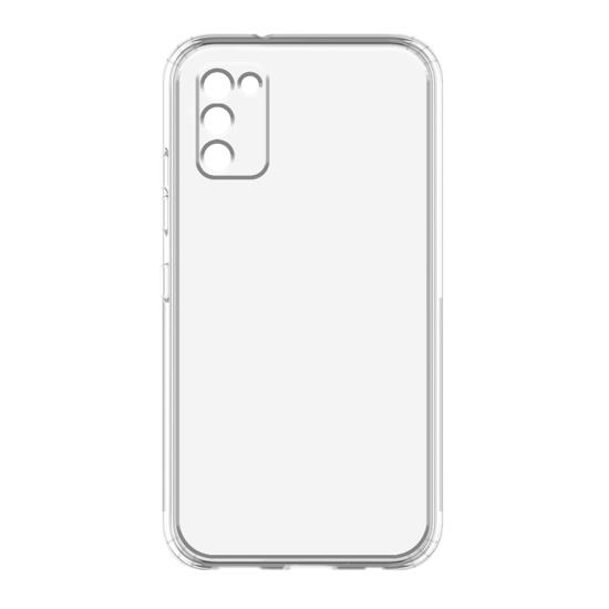 Futrola CLEAR FIT za Samsung A415F Galaxy A41 providna