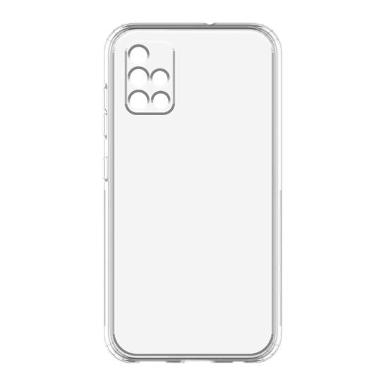 Futrola CLEAR FIT za Samsung A715F Galaxy A71 providna