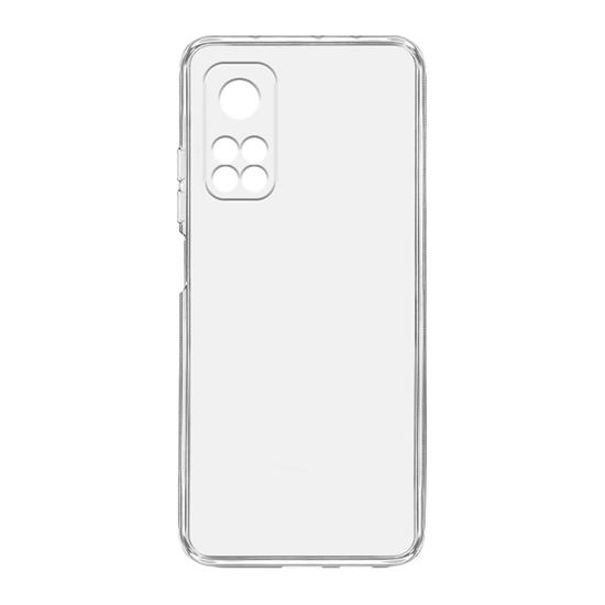 Futrola CLEAR FIT za Xiaomi Mi 10T/Mi 10T Pro providna