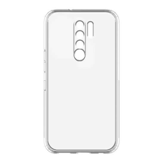 Futrola CLEAR FIT za Xiaomi Redmi 9 providna