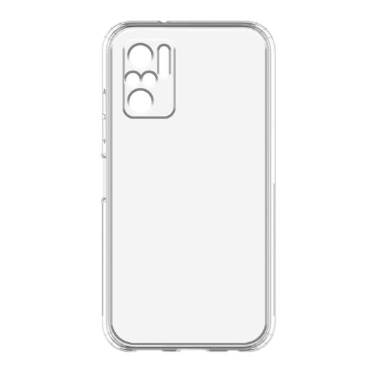 Futrola CLEAR FIT za Xiaomi Redmi Note 10/10S providna