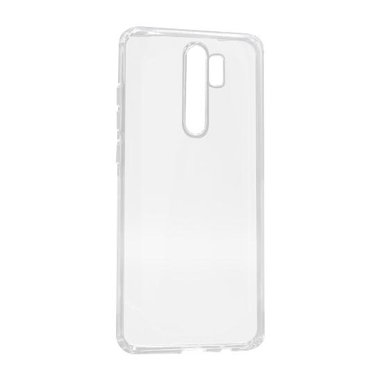 Futrola CLEAR FIT za Xiaomi Redmi Note 8 Pro providna