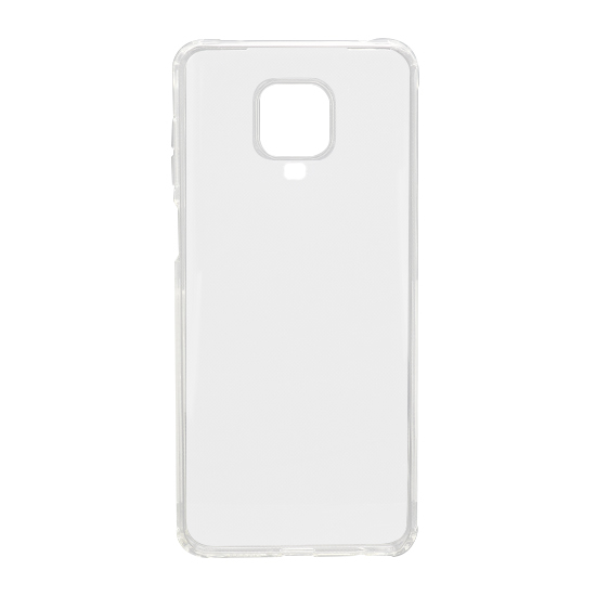 Futrola CLEAR FIT za Xiaomi Redmi Note 9 Pro/Note 9S providna