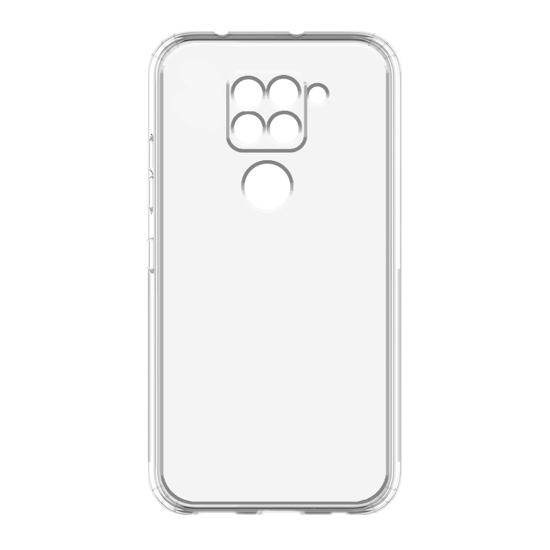 Futrola CLEAR FIT za Xiaomi Redmi Note 9 providna