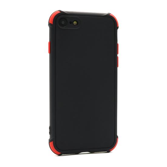 Futrola CRASHPROOF COLORFUL za Iphone 7/8/SE 2020 crna