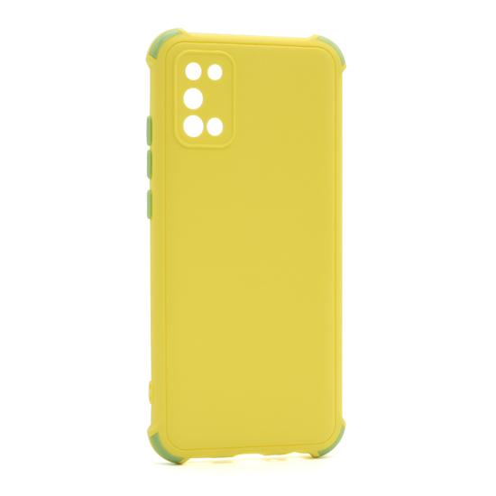 Futrola CRASHPROOF COLORFUL za Samsung A025G Galaxy A02s zuta
