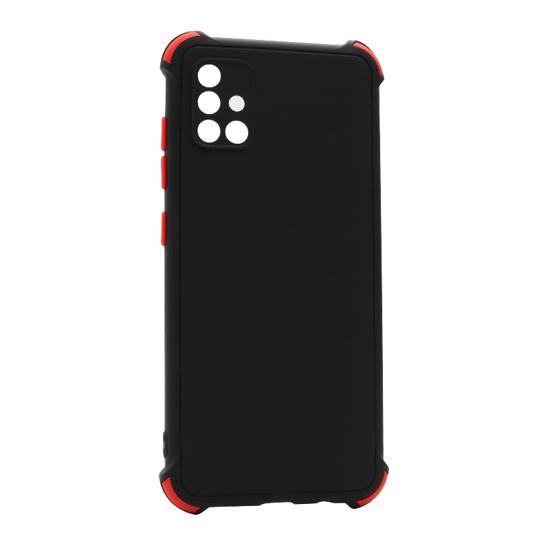 Futrola CRASHPROOF COLORFUL za Samsung A715F Galaxy A71 crna