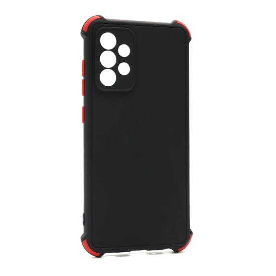 Futrola CRASHPROOF COLORFUL za Samsung A725F/A726B Galaxy A72 4G/A72 5G crna