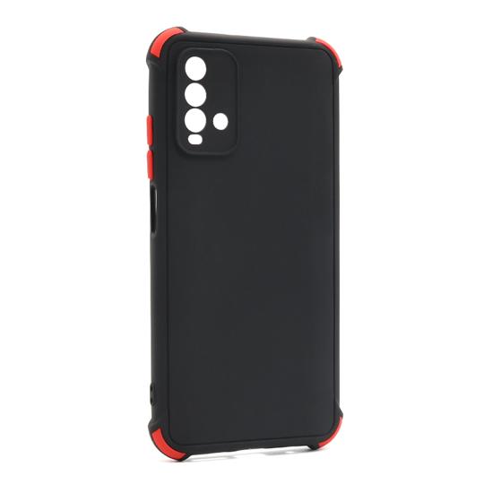 Futrola CRASHPROOF COLORFUL za Xiaomi Redmi 9T crna