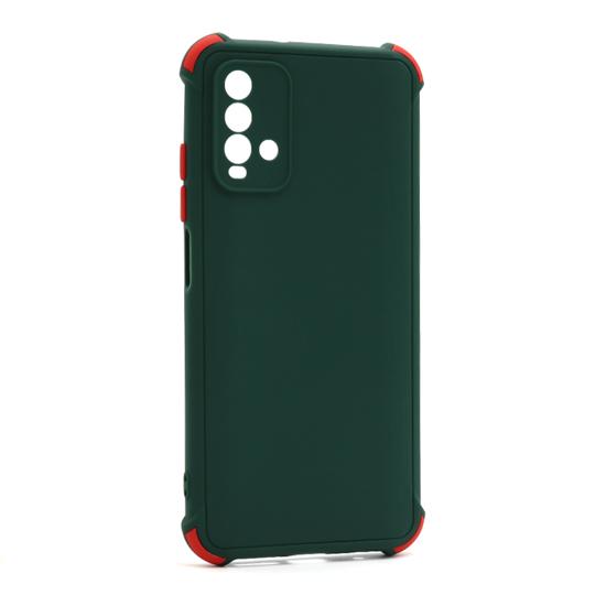 Futrola CRASHPROOF COLORFUL za Xiaomi Redmi 9T tamno zelena