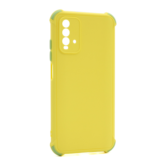 Futrola CRASHPROOF COLORFUL za Xiaomi Redmi 9T žuta