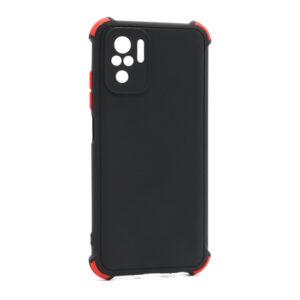 Futrola CRASHPROOF COLORFUL za Xiaomi Redmi Note 10 crna