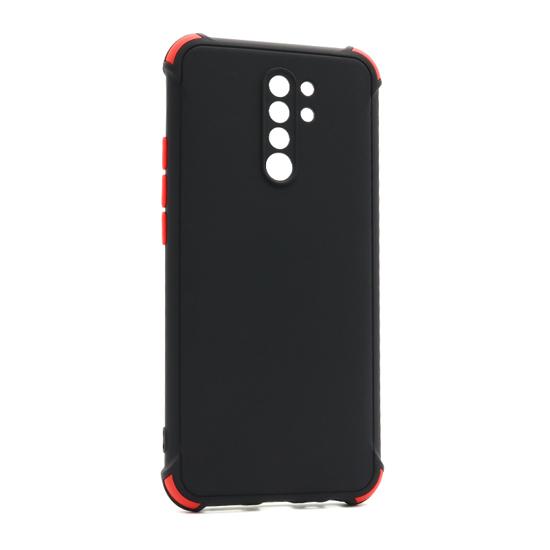 Futrola CRASHPROOF COLORFUL za Xiaomi Redmi Note 8 Pro crna