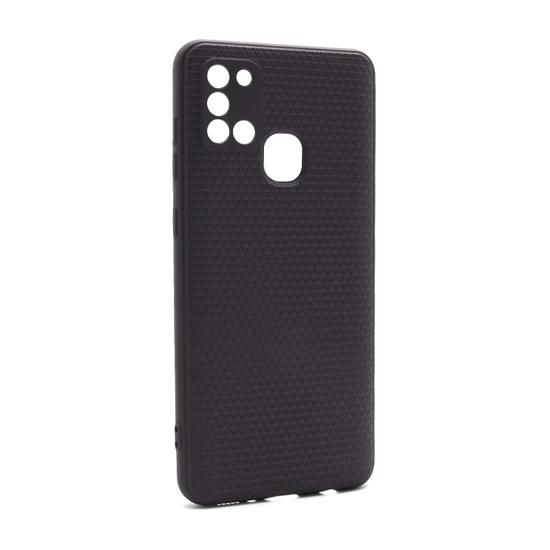Futrola Contour za Samsung A217F Galaxy A21s crna