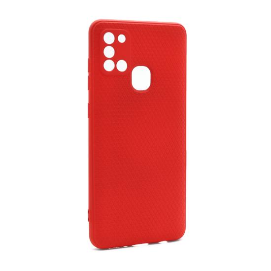 Futrola Contour za Samsung A217F Galaxy A21s crvena