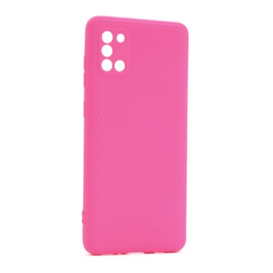Futrola Contour za Samsung A315F Galaxy A31 pink