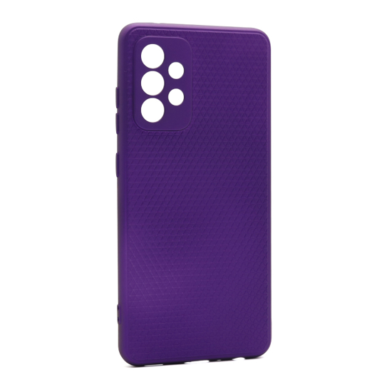 Futrola Contour za Samsung A525F-A526B Galaxy A52 4G-A52 5G ljubičasta