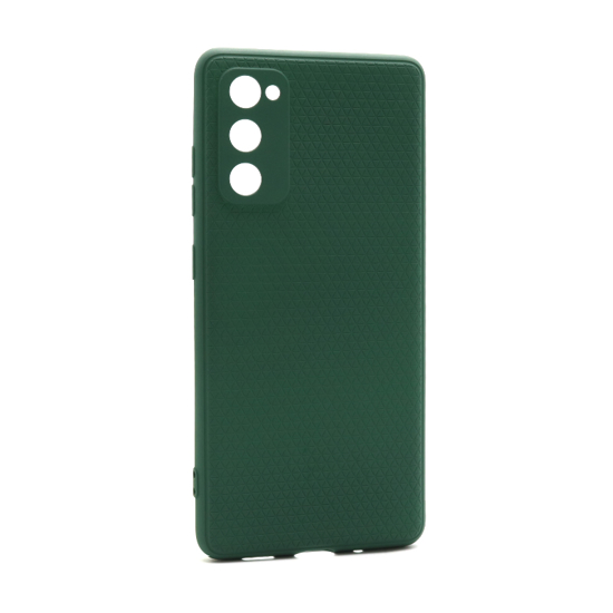 Futrola Contour za Samsung G780F Galaxy S20 FE tamno zelena