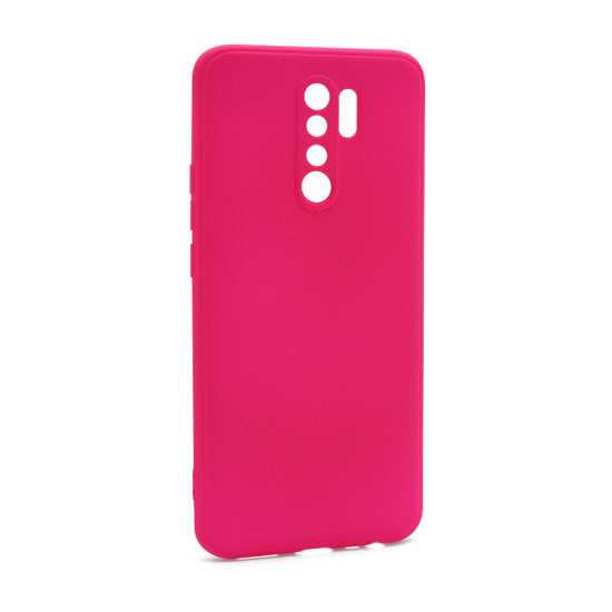 Futrola Contour za Xiaomi Redmi 9 pink
