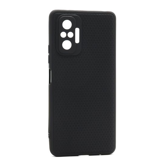 Futrola Contour za Xiaomi Redmi Note 10 Pro-10 Pro Max crna