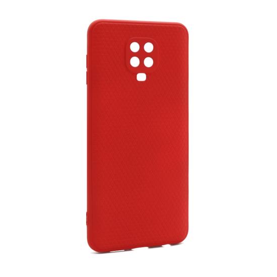 Futrola Contour za Xiaomi Redmi Note 9 Pro-Note 9s-Note 9 Pro Max-Poco M2 Pro crvena