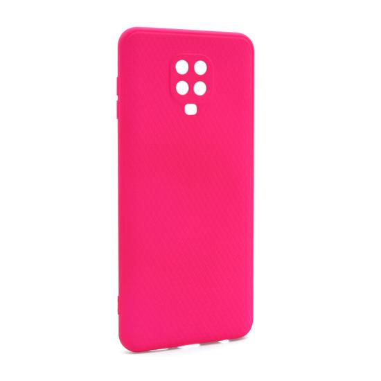 Futrola Contour za Xiaomi Redmi Note 9 Pro-Note 9s-Note 9 Pro Max-Poco M2 Pro pink