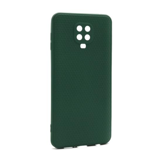 Futrola Contour za Xiaomi Redmi Note 9 Pro-Note 9s-Note 9 Pro Max-Poco M2 Pro tamno zelena