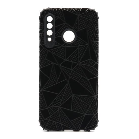 Futrola Elegant Mosaic za Huawei P30 Lite crna