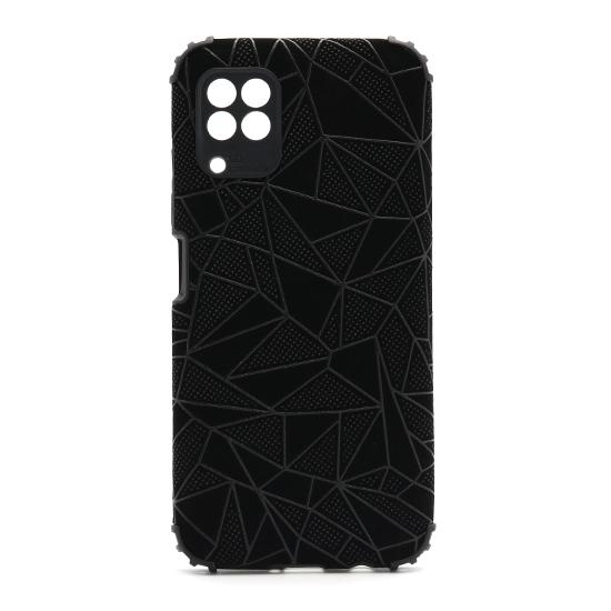 Futrola Elegant Mosaic za Huawei P40 Lite-Nova 6SE crna