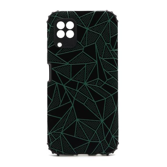 Futrola Elegant Mosaic za Huawei P40 Lite-Nova 6SE zelena