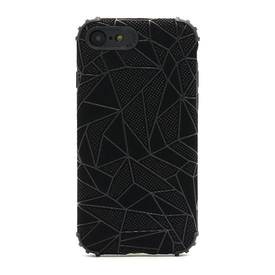 Futrola Elegant Mosaic za Iphone 7-8-SE 2020 crna