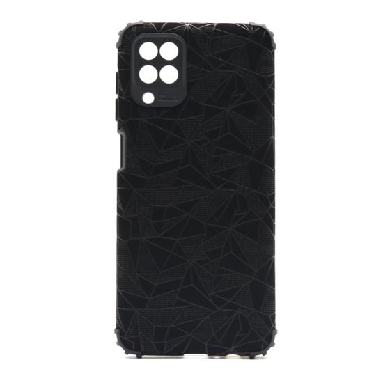 Futrola Elegant Mosaic za Samsung A125F Galaxy A12 crna