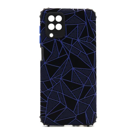 Futrola Elegant Mosaic za Samsung A125F Galaxy A12 plava