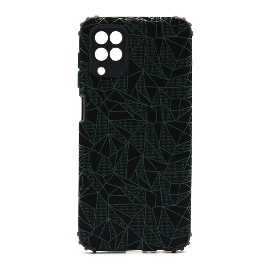 Futrola Elegant Mosaic za Samsung A125F Galaxy A12 zelena