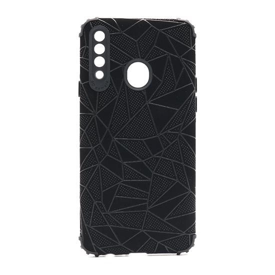 Futrola Elegant Mosaic za Samsung A207F Galaxy A20s crna
