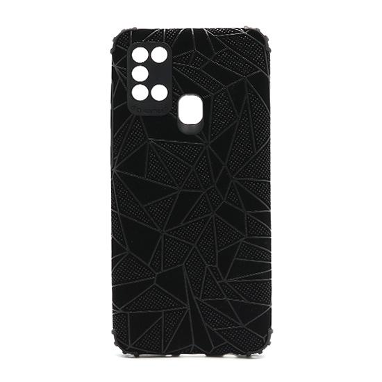 Futrola Elegant Mosaic za Samsung A217F Galaxy A21s crna