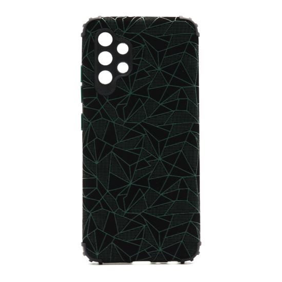Futrola Elegant Mosaic za Samsung A325F Galaxy A32 4G zelena