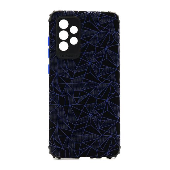 Futrola Elegant Mosaic za Samsung A525F/A526B Galaxy A52 4G/5G plava