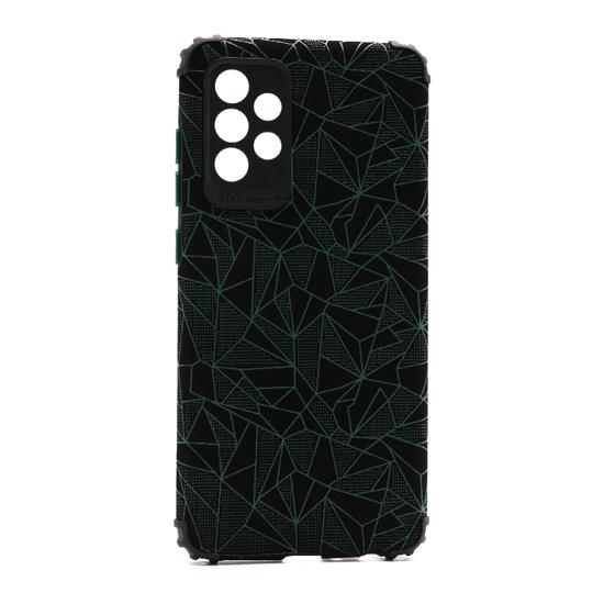 Futrola Elegant Mosaic za Samsung A525F/A526B Galaxy A52 4G/5G zelena