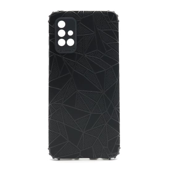 Futrola Elegant Mosaic za Samsung A715F Galaxy A71 crna