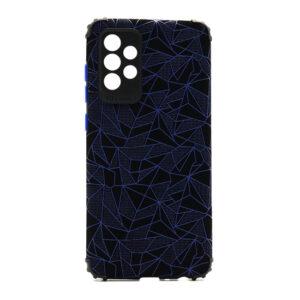 Futrola Elegant Mosaic za Samsung A725F-A726B Galaxy A72 4G-5G plava