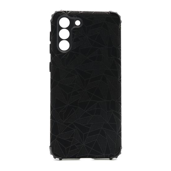 Futrola Elegant Mosaic za Samsung G996F Galaxy S21 Plus crna
