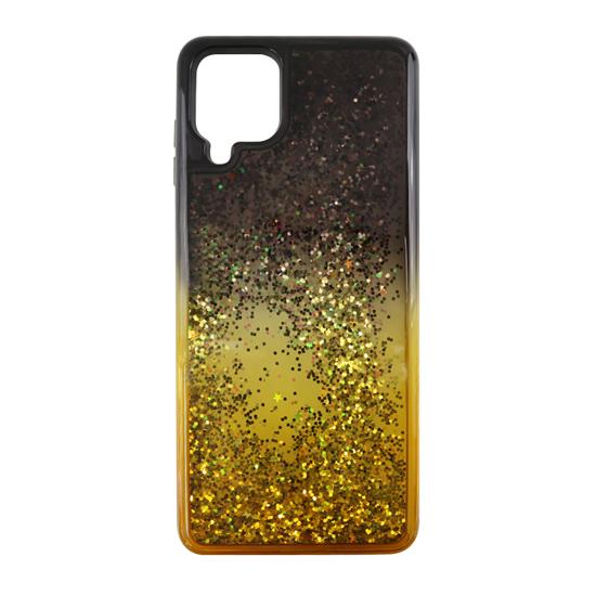 Futrola Flow za Samsung A125F Galaxy A12 zlatna
