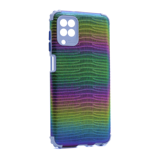 Futrola Metalic Rainbow za Samsung A125F Galaxy A12 DZ04