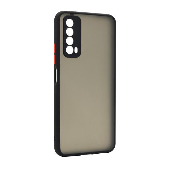 Futrola PASTEL MATTE NEW za Huawei P Smart 2021-Y7a crna